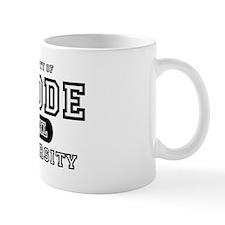 C Code University Mug