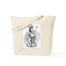 Goddess of the Dance Tote Bag