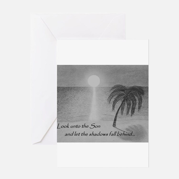 The Son Greeting Card