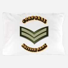 UK - Army - Corporal Pillow Case