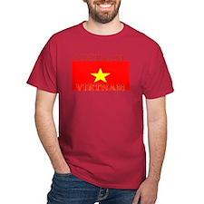 Vietnam Vietnamese Flag Red T-Shirt