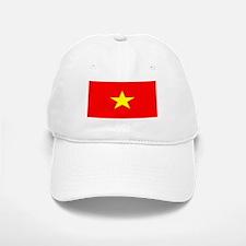 Vietnam Vietnamese Flag Baseball Baseball Baseball Cap Hat