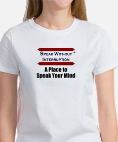 A Place to Speak Your Mind T-Shirt