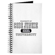 Code Junkie University Journal