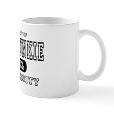 Code Junkie University Mug