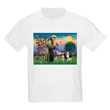 St Francis & Two Aussies T-Shirt