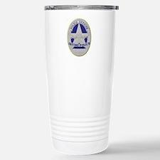 Irving Police Travel Mug