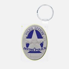 Irving Police Keychains