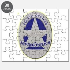 Irving Police Puzzle