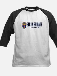 The Berlin Brigade Veteran Kids Baseball Jersey