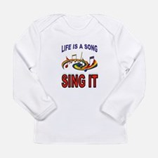SONG OF LIFE Long Sleeve T-Shirt