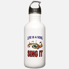 SONG OF LIFE Water Bottle