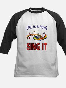 SONG OF LIFE Baseball Jersey