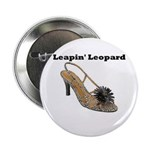 Leapin' Leopard Button