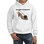 Leapin' Leopard Hooded Sweatshirt
