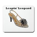 Leapin' Leopard Mousepad
