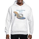 Something Blue Hooded Sweatshirt