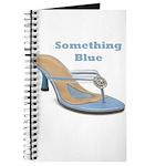 Something Blue Journal