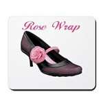 Rose Wrap Mousepad