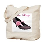 Rose Wrap Tote Bag