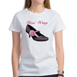 Rose Wrap Women's T-Shirt