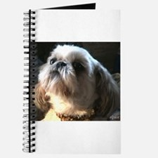 Unique Cute shih tzu Journal