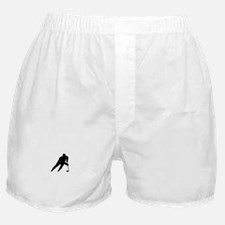 Classic Hockey Boxer Shorts