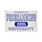Programming University Rectangle Magnet (10 pack)