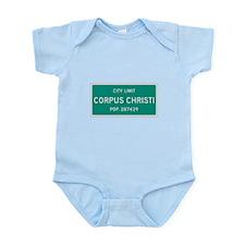 Corpus Christi, Texas City Limits Body Suit