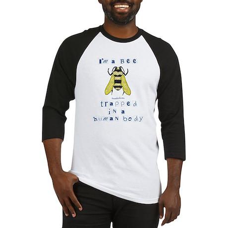 I'm a Bee Baseball Jersey
