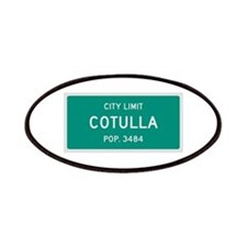 Cotulla, Texas City Limits Patches