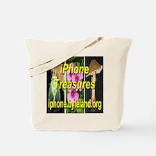 iPhone Treasures Tote Bag