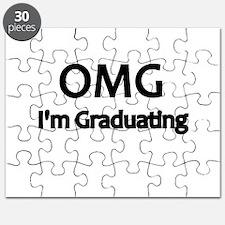 OMG Im graduating Puzzle