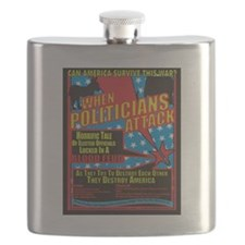 When Politicians Attack Flask