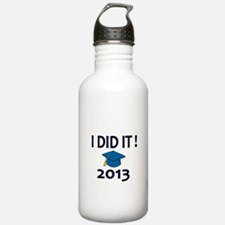 I DID IT! 2013 Water Bottle