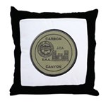 Carbon Canyon Joint Task Force Throw Pillow