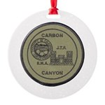 Carbon Canyon Joint Task Force Ornament