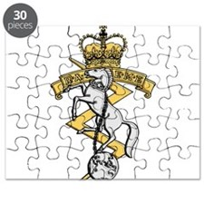 RAEME badge Puzzle