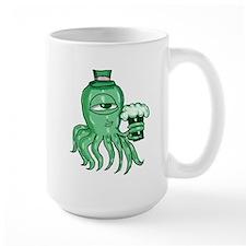 Irish Squid Mug