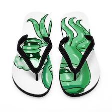 Irish Squid Flip Flops