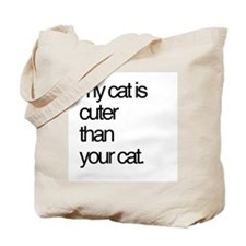 My Cat Tote Bag