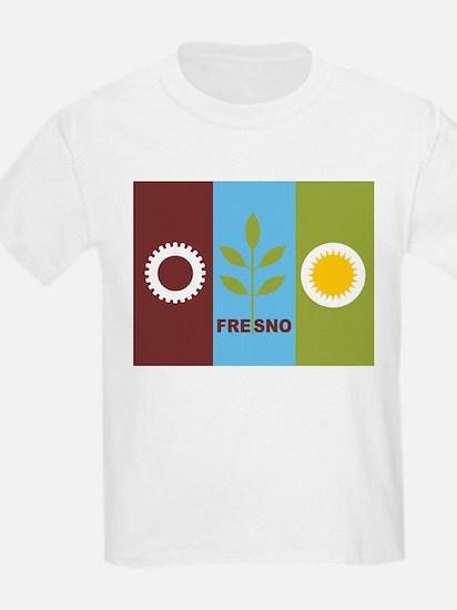 Fresno Flag Kids T-Shirt