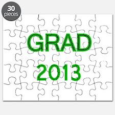 GRAD 2013-green Puzzle