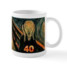 40th Mug Mugs