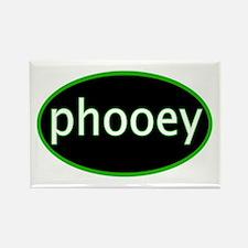 Phooey Rectangle Magnet