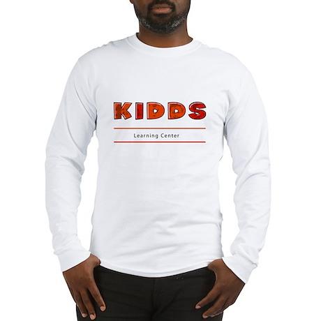 Adults Long Sleeve T-Shirt