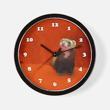Twister Wall Clock #3