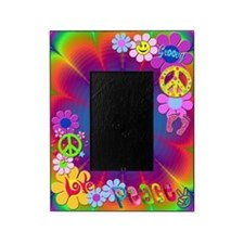 Hippie Picture Frame