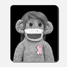 Think Pink Emma Mousepad