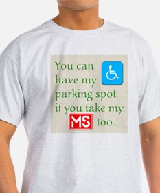 Parking Spo T-Shirt